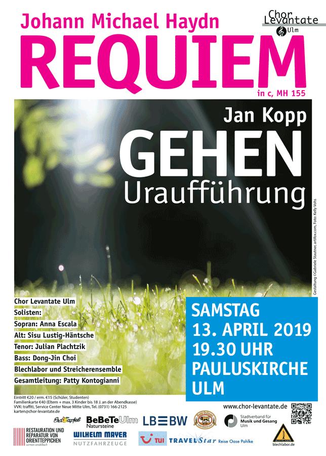 REQUIEM / GEHEN 2019